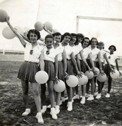 1952 - La JSS à Relizane