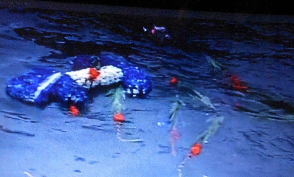 SETE K des fleurs pour les Disparus en mer